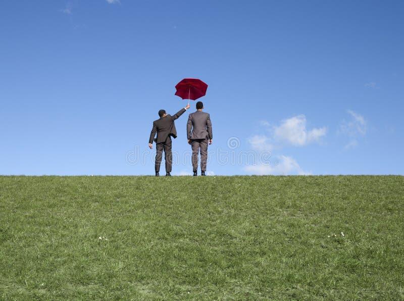 Download Red umbrella shield stock photo. Image of business, umbrella - 11523058