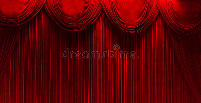 Download Red velvet stock image. Image of elegant, call, empty - 22697585