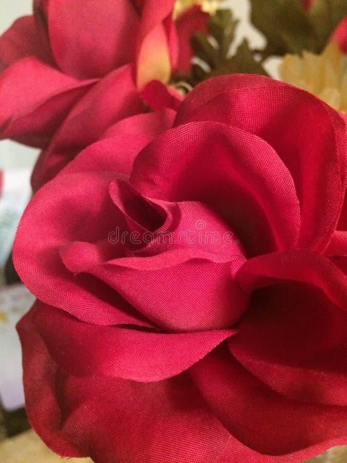 Red velvet royalty free stock photo