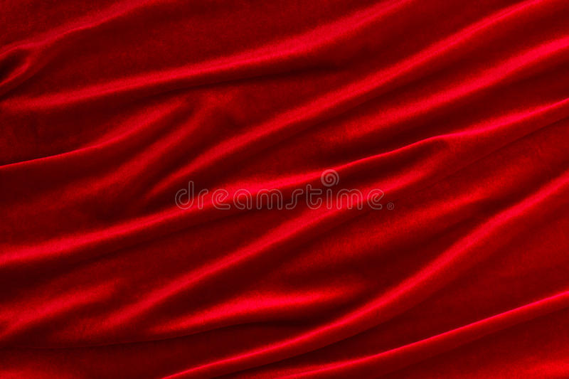 Download Red velvet fabric stock image. Image of abstract, smooth - 21186409
