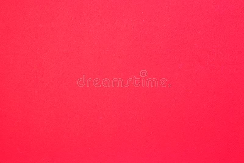 red wall. Abstract wall texture and background. stock images