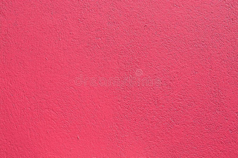 Red wall texture background. stock photography