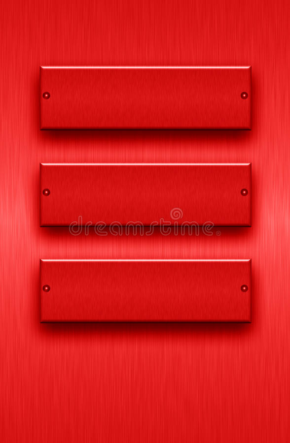 Download Red wall stock illustration. Image of pattern, industry - 32662745