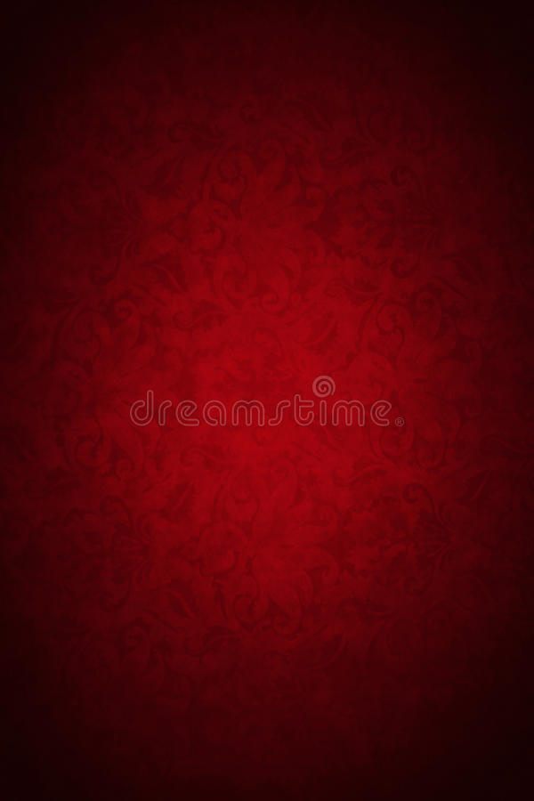 Red wallpaper. As a background for design royalty free stock photos