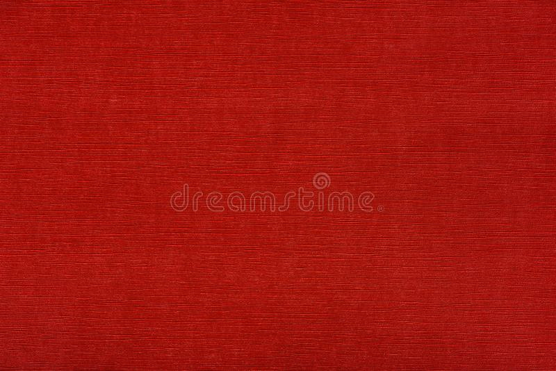 Red wallpaper texture. Design of red wallpaper texture as a background royalty free stock images