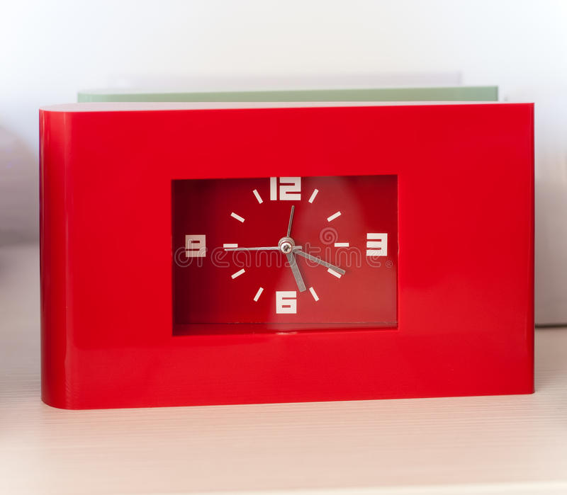 Red Watch royalty free stock photography