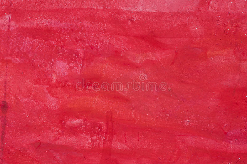 Red watercolor background texture stock photos