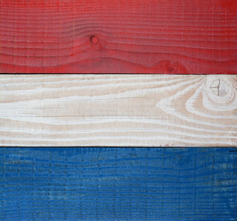 Free Red White And Blue Boards Background Royalty Free Stock Image - 39510786