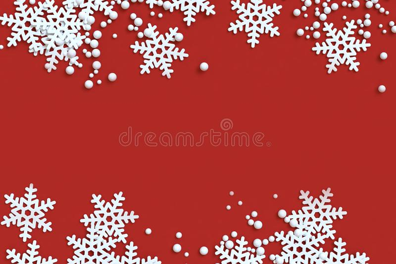 Red white background,holiday christmas new year winter concept. Center free space red white background,holiday christmas new year winter concept with abstract stock photos