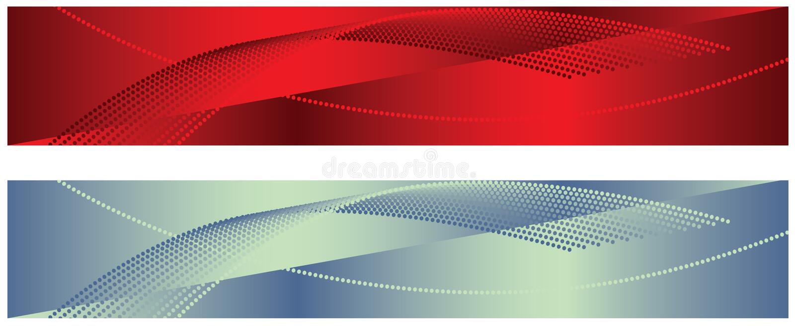 Red and white backgrounds stock photos