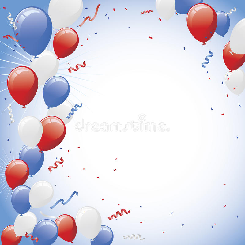 Download Red White Balloon Celebration Balloon Party Stock Image - Image: 14472341