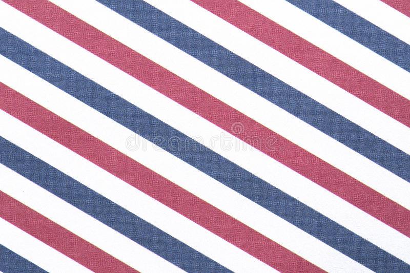 Red, white and blue stripes for background. Red, white and blue striped background with copy space royalty free stock image