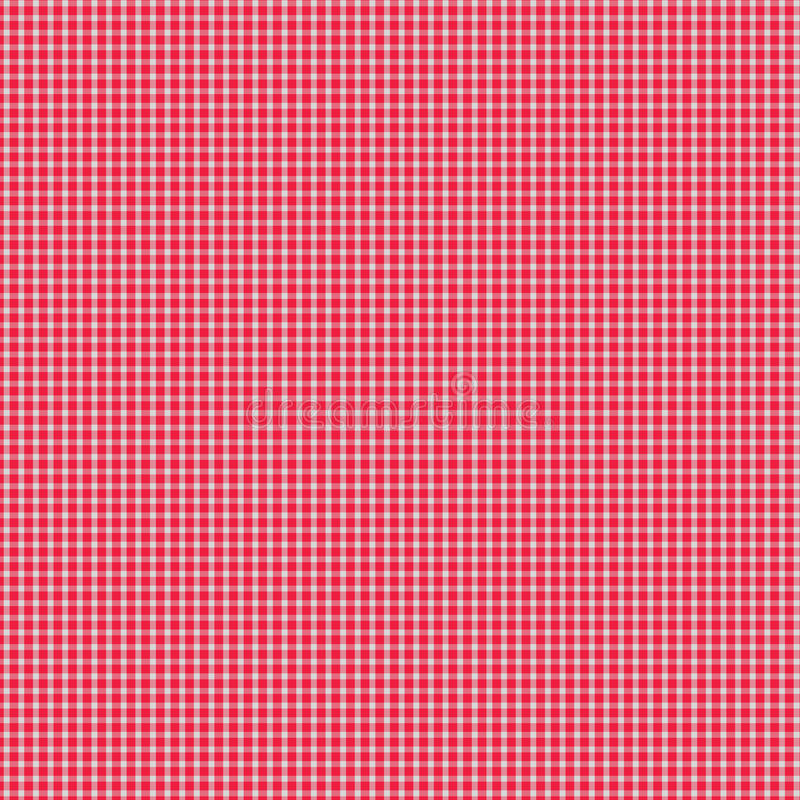 Download Red And White Gingham Stock Photo - Image: 14072160