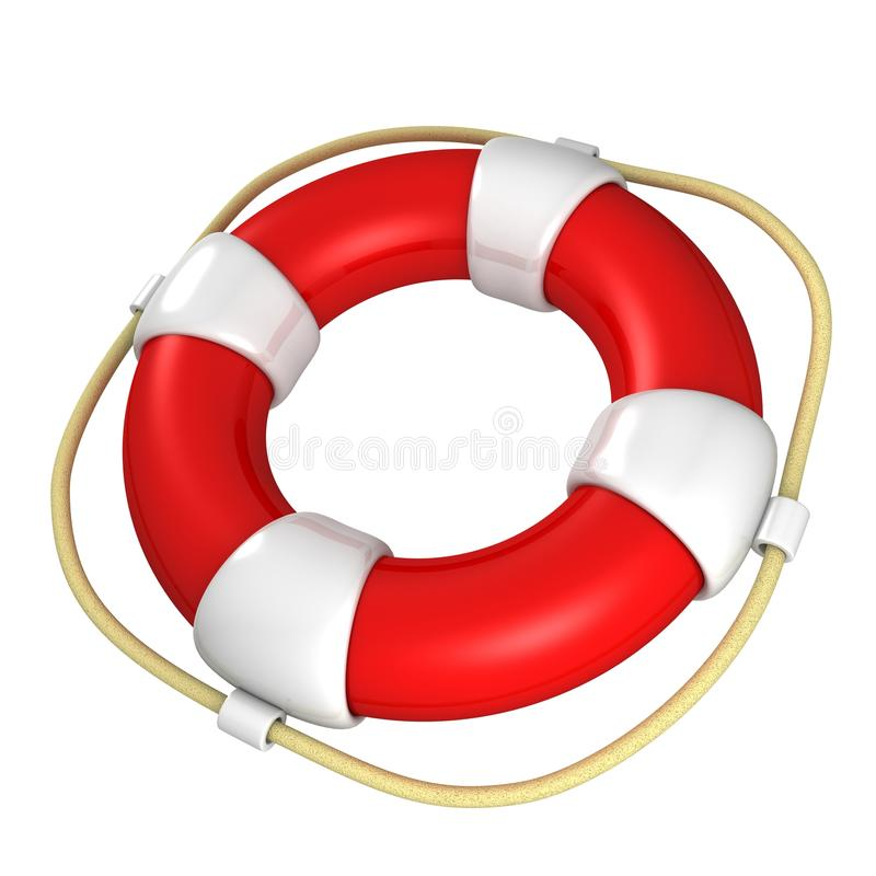 Red White Life Ring Stock Illustrations – 1,870 Red White