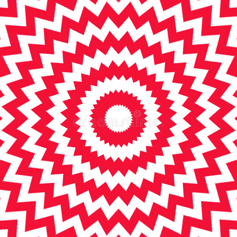 Red white opp stock illustration