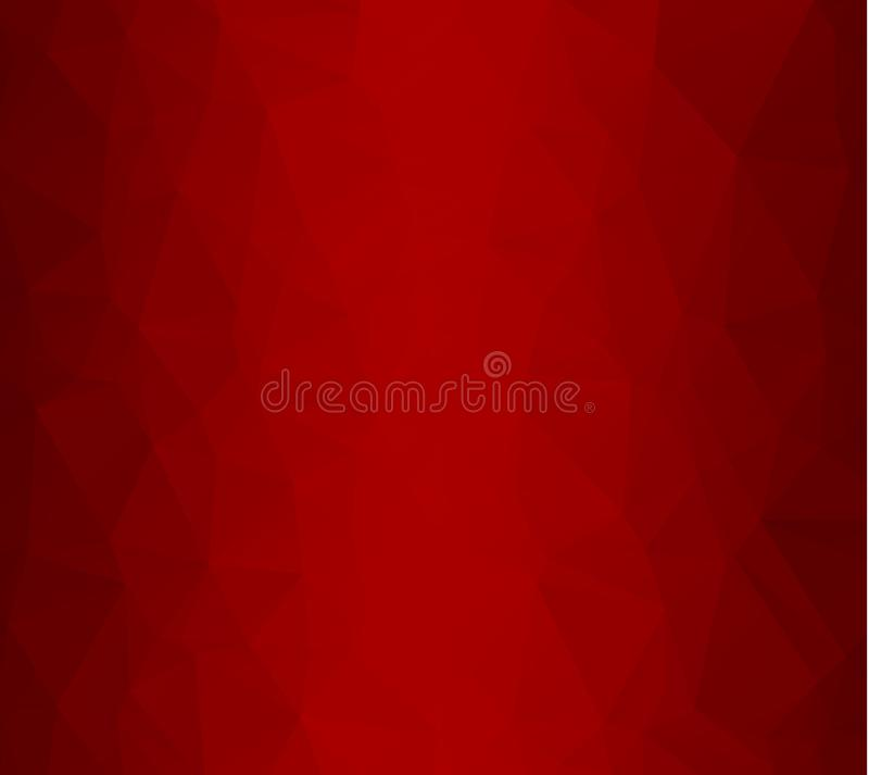 Red White Polygonal Mosaic Background, Vector illustration, Creative Business Design Templates,. Red White Polygonal Mosaic Background, Vector illustration vector illustration