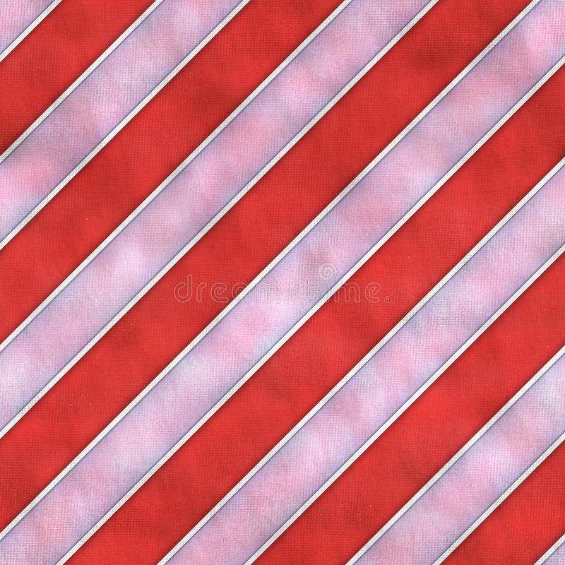 Red and White Striped Cloth Seamless Tile Texture Background. Red and white stripe, high resolution cloth texture. Seamlessly tiled background graphic stock images