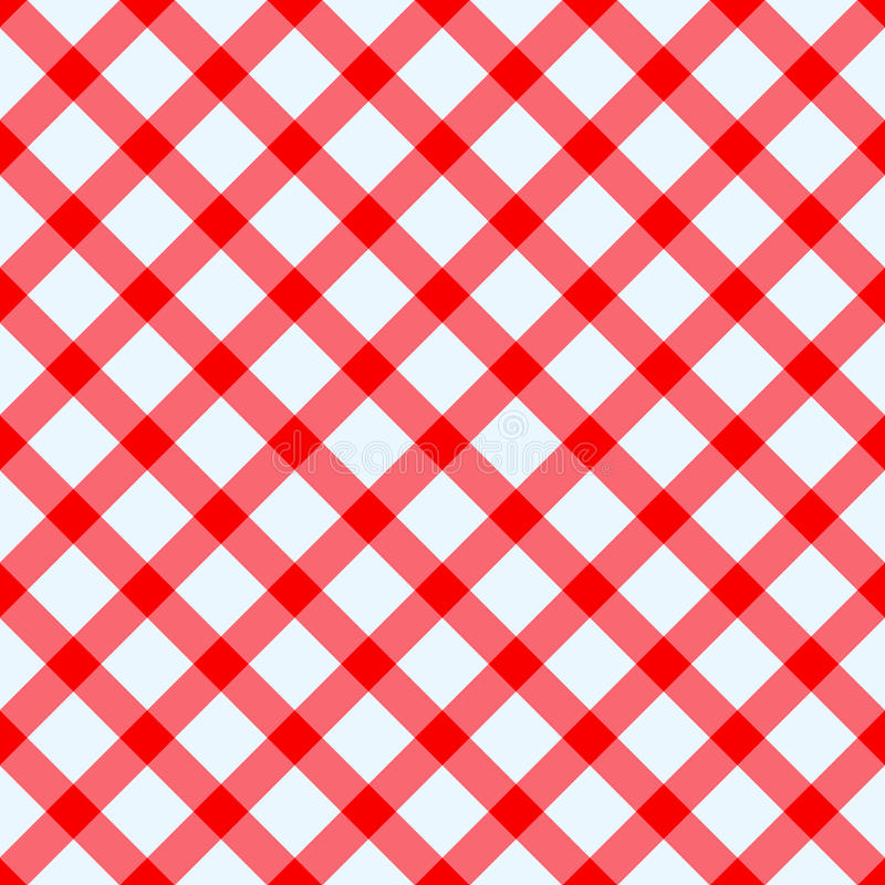 Download Red And White Tablecloth Stock Photo - Image: 25808720