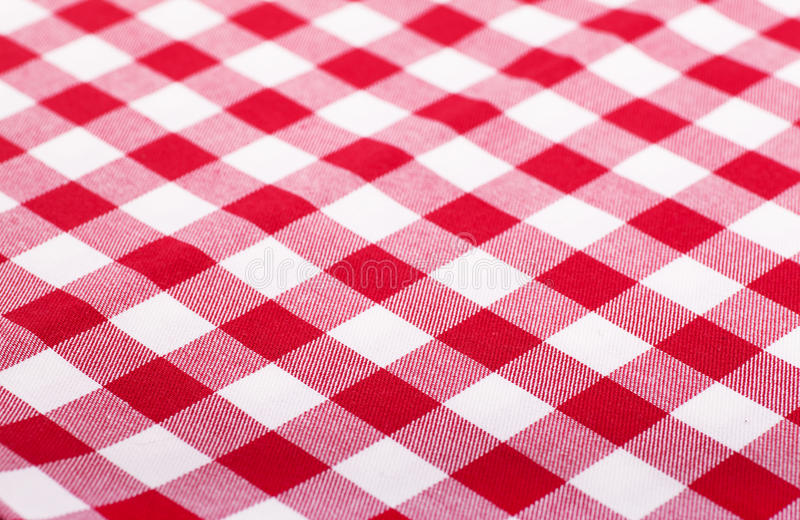 Download Red And White Tablecloth Stock Photos - Image: 27604103