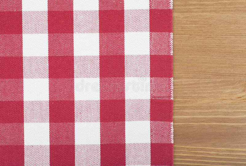 Download Red and white tablecloth stock photo. Image of kitchen - 29009360