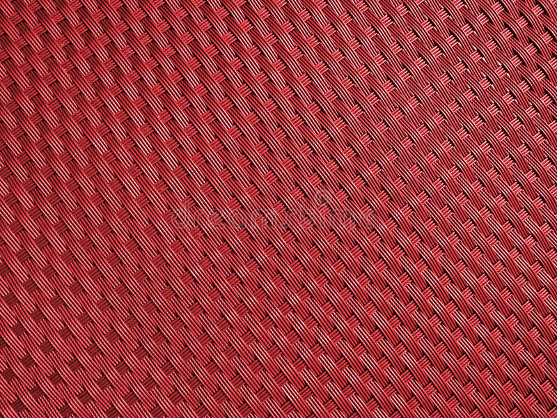 Download Red Wicker stock photo. Image of texture, plastic, wicker - 26850366