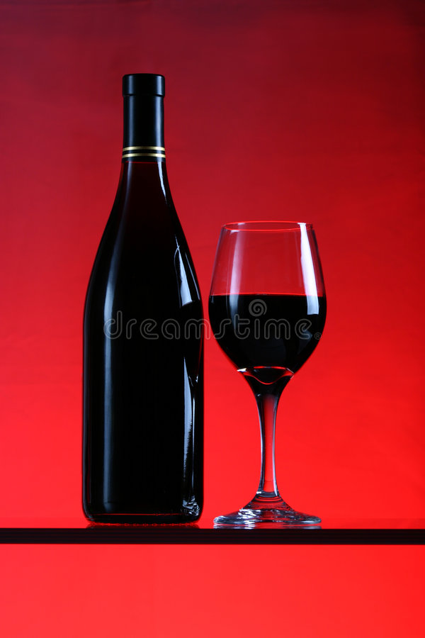 Download Red Wine stock photo. Image of background, connoisseur, highlights - 5812