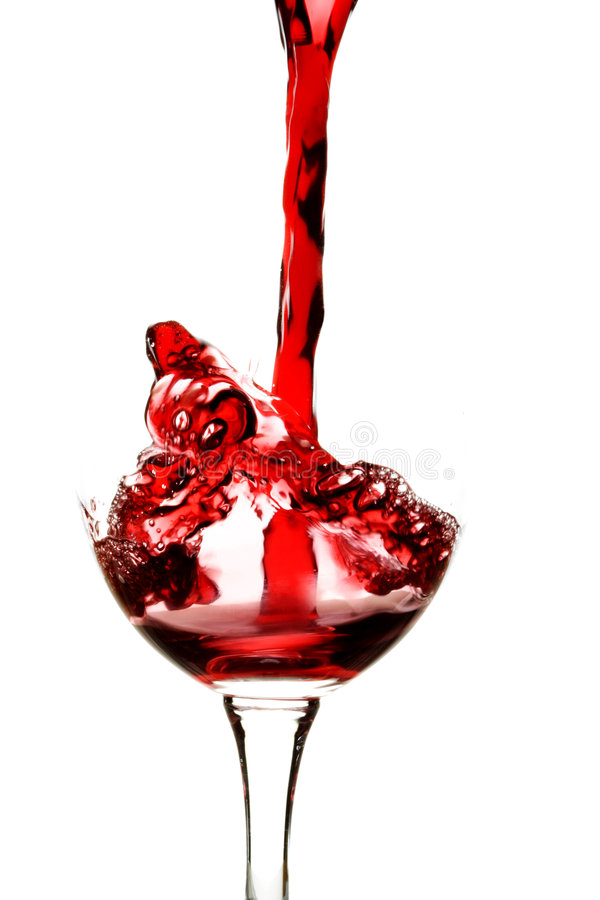 Download Red Wine Stock Image - Image: 1492441