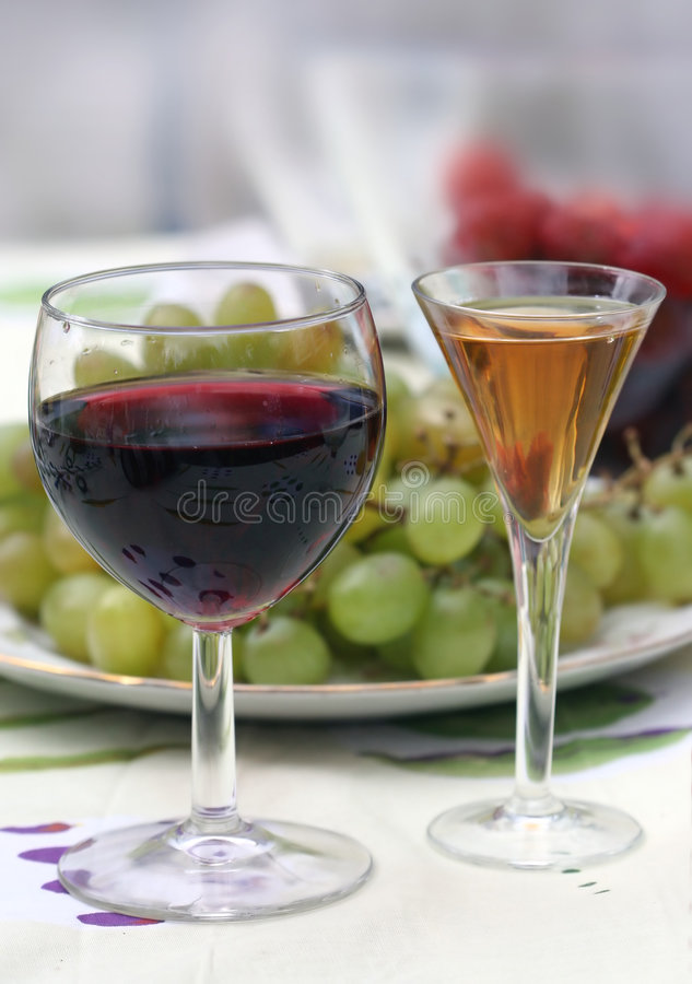 Download Red Wine Stock Photo - Image: 1721380