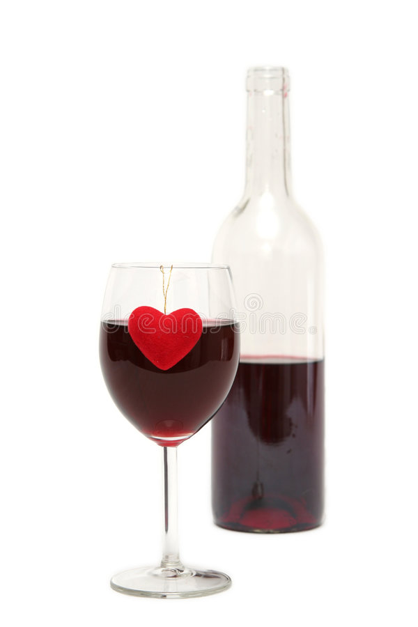 Download Red wine stock image. Image of date, cheer, lovely, bottle - 1819735