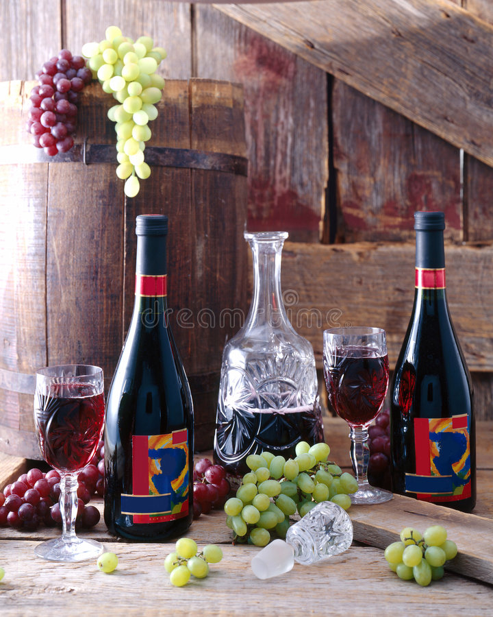 Free Red Wine Stock Image - 238561
