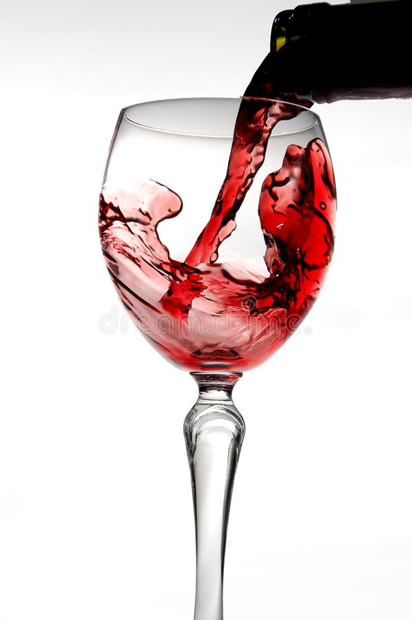 Download Red wine stock image. Image of close, flavor, glassware - 2560851