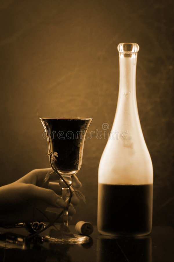 Download Red wine stock photo. Image of liquid, closeup, cabernet - 4861264