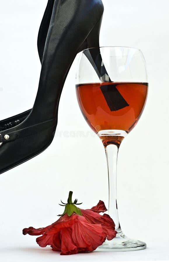 Download Red wine stock image. Image of black, transperant, background - 6664485