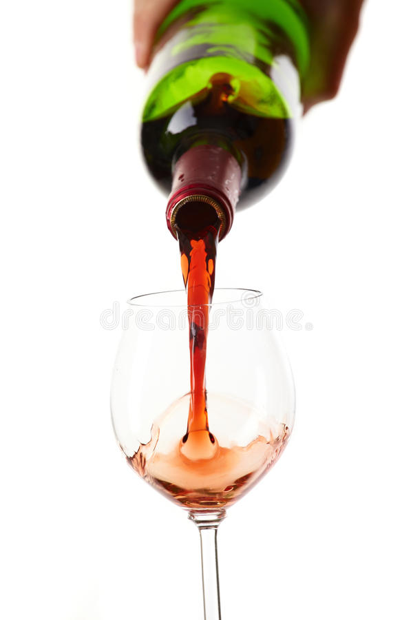 Download Red wine stock image. Image of elegant, celebrate, object - 9502305