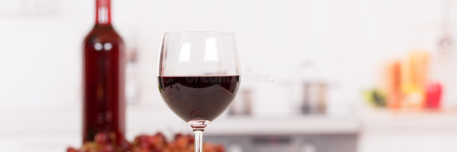 Red wine banner copyspace. Red wine banner alcohol copyspace copy space stock image