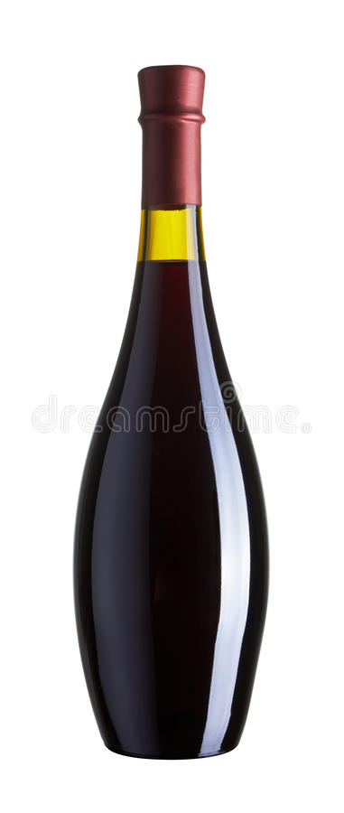 Download Red Wine Bottle Stock Photos - Image: 31395663