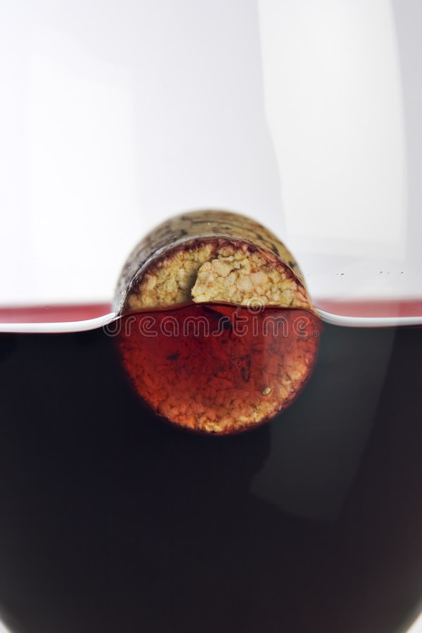 Free Red Wine Cork Royalty Free Stock Images - 3812089