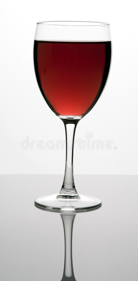 Free Red Wine Glass Stock Photography - 1476492