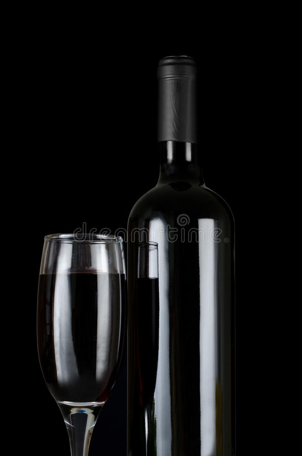 Download Red wine glass stock image. Image of glass, grapevine - 20838637