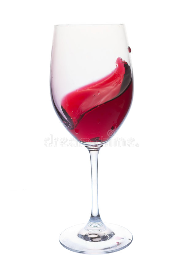 Download Red Wine In A Glass Stock Image - Image: 3304201