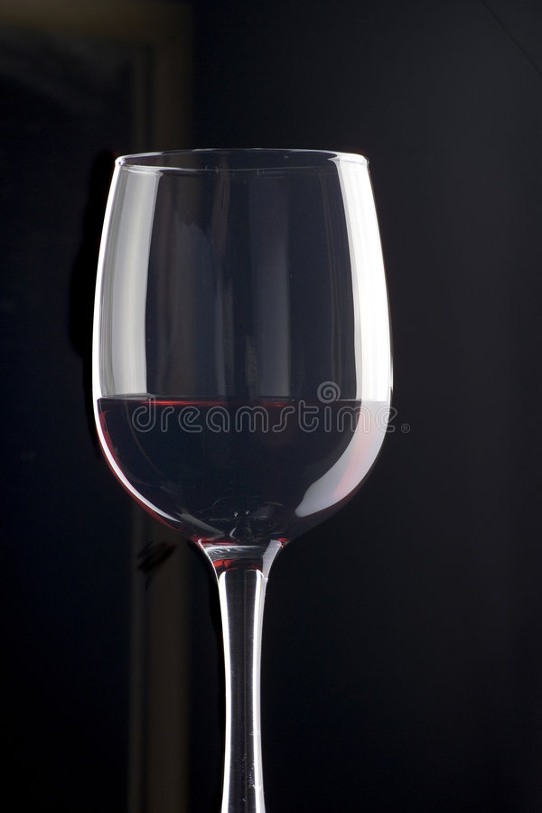 Download Red wine glass stock image. Image of glasses, sauvignon - 37201
