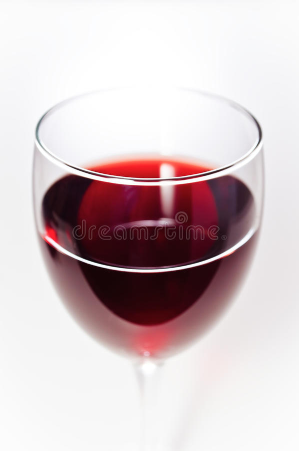 Download Red Wine In Glass Closeup Royalty Free Stock Images - Image: 20812049
