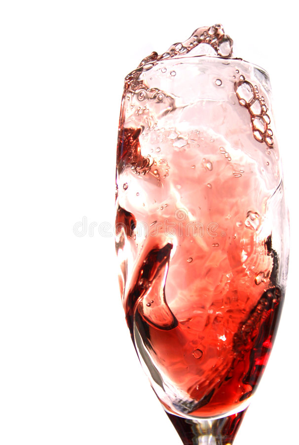 Download Red Wine in Motion stock image. Image of deep, dribble - 164381