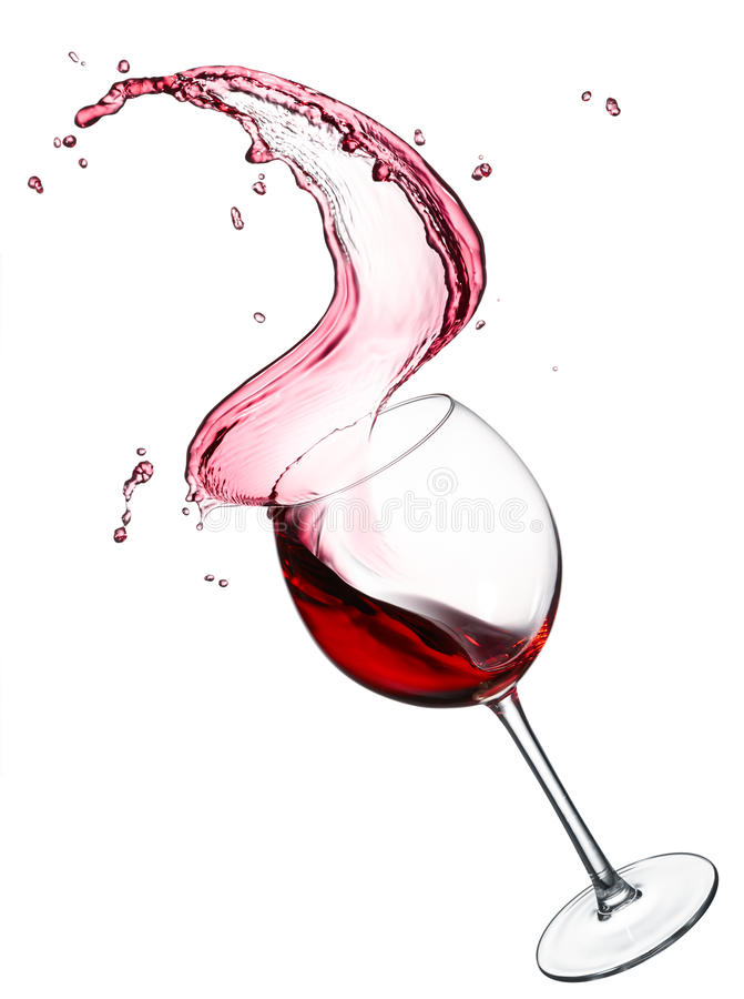 Download Red Wine Splash Stock Images - Image: 37989054