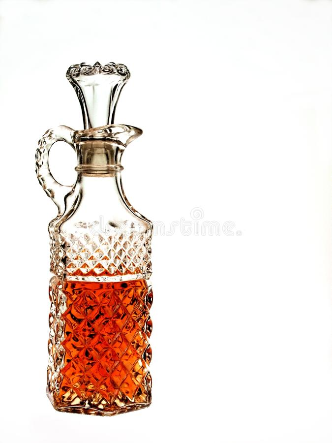 Red Wine Vinegar royalty free stock images