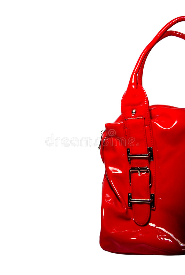 Download Red woman bag stock image. Image of accessories, fashion - 6268351