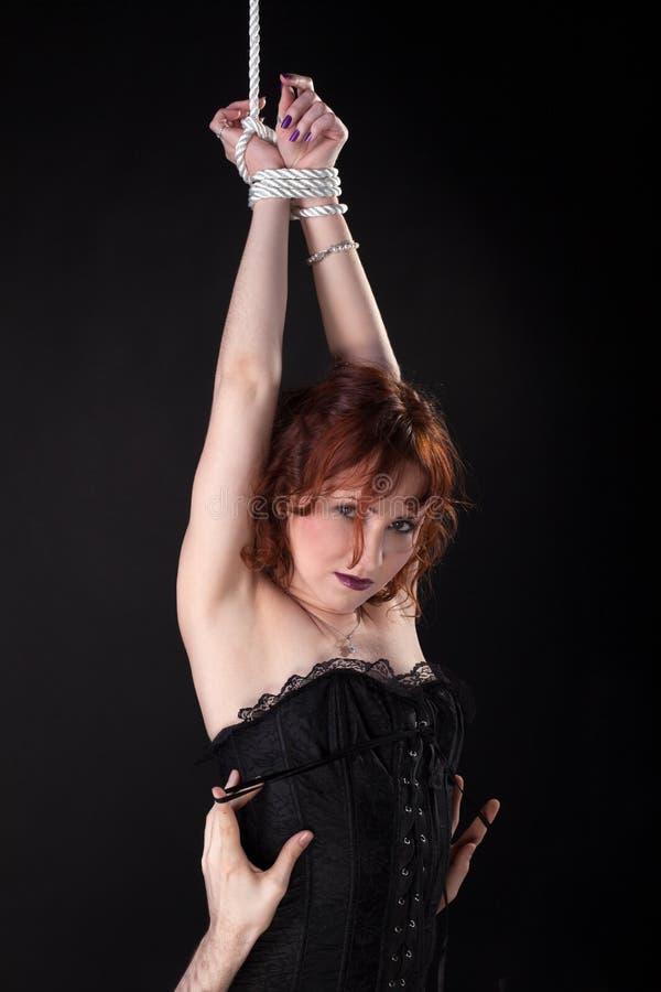 girdles Women up in tied