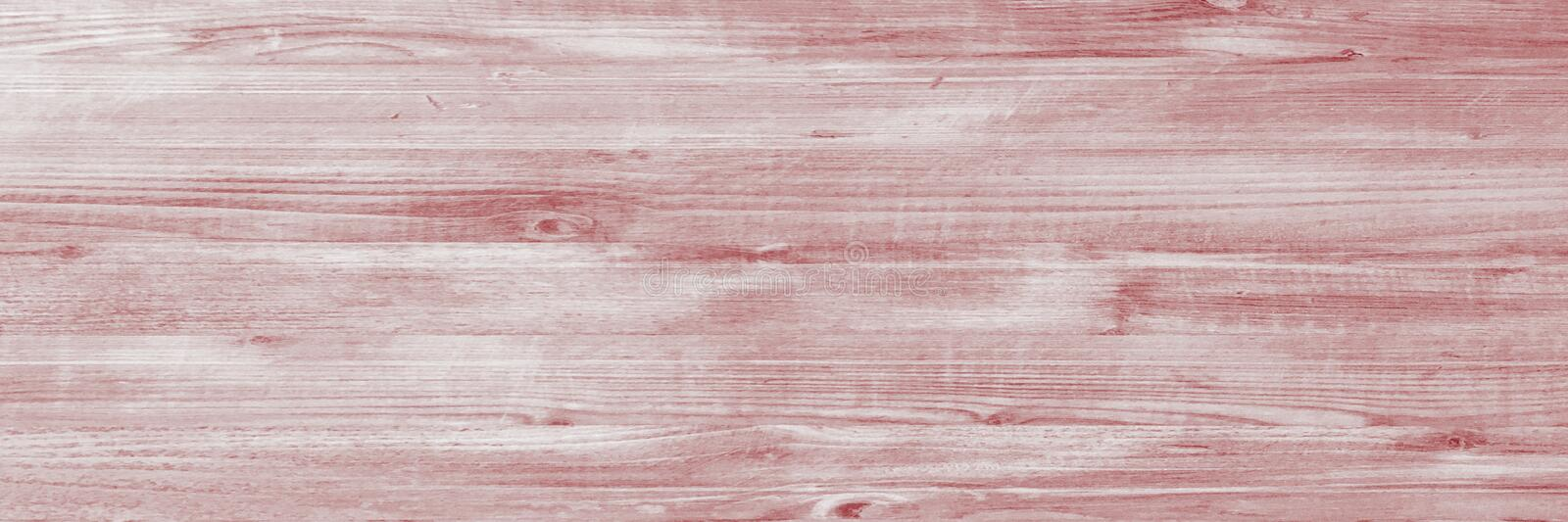 Red wood texture, pink wooden abstract background. Wood red background, pink texture wooden abstract royalty free stock image