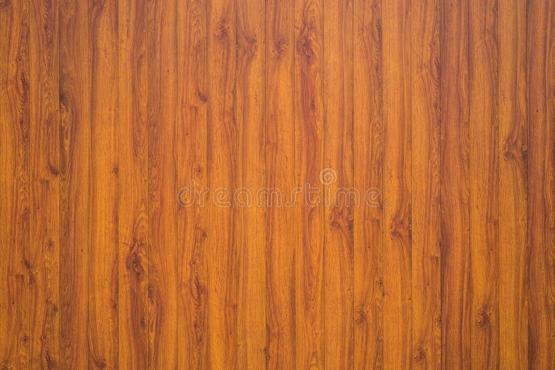 Red wood wall texture use for background stock image