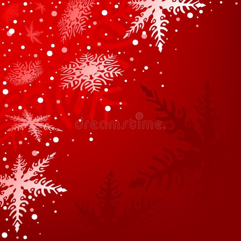 Red Xmas Background stock photo
